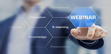 Live web conferences & online events